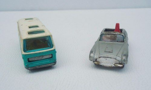 Miniaturas Husky Aston Martin James Bond E Duple Vista 25