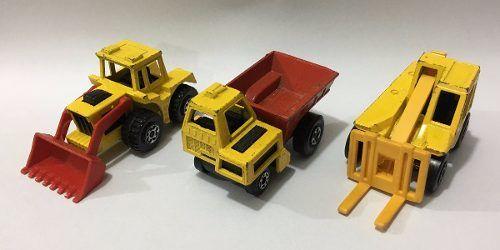 Trio De Miniaturas Matchbox Superfast C29