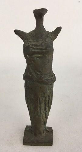 Francisco Stockinger Escultura 15cm Altura Em Bronze