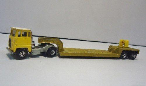 Matchbox Super Kings Scammel Tractor K-23 C26