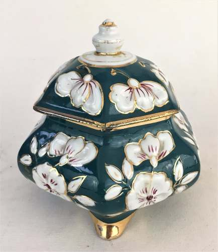 Antiga Compoteira Porcelana Pedreira