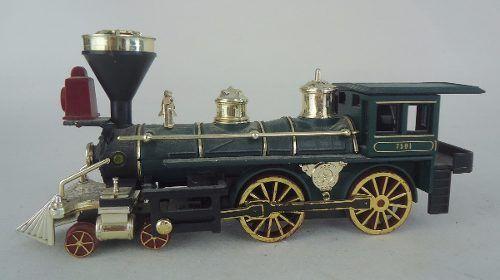 Locomotiva Trem Miniatura Saico