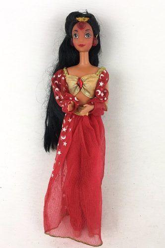 Boneca Disney Barbie Cigana Mattel