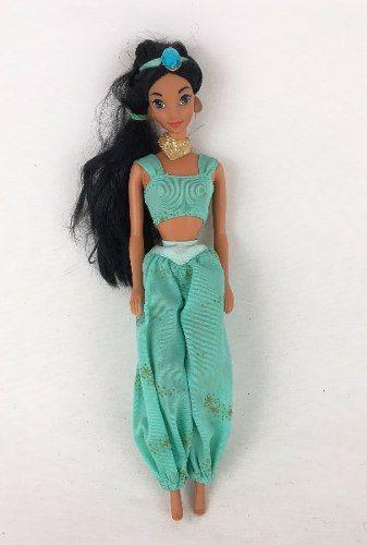 Boneca Disney Barbie Jasmine Aladdin