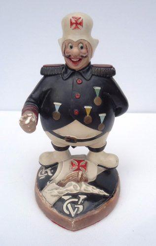 Boneco Almirante Portugues Vasco Da Gama
