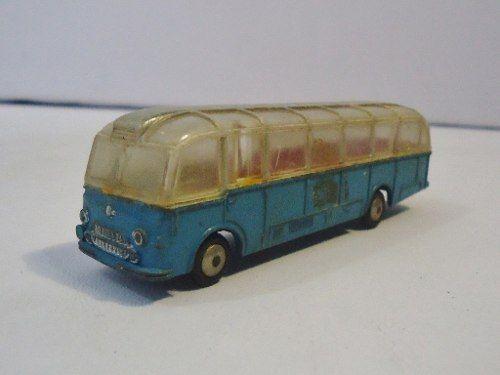 Lote Carrinhos Marca Mercury Autobus Saurer Cadillac E 1100