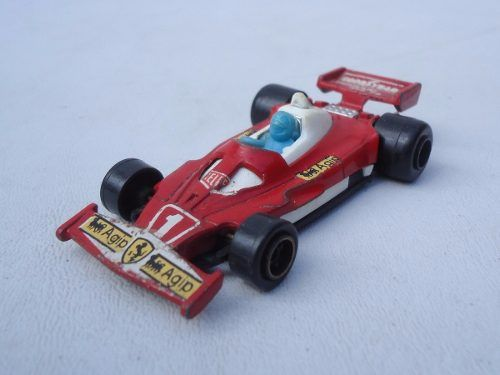 Carrinho Majorette Ferrari 312 Nº 232 1/50