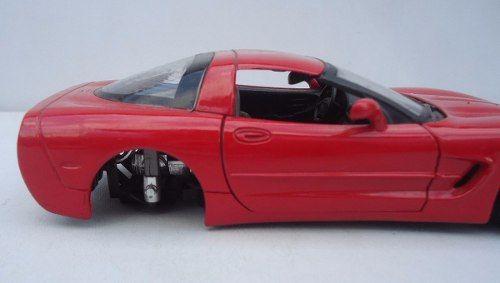 Chevrolet Corvette 1997 Italy Burago 1/24