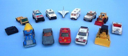 Lote 14 Miniaturas Matchbox C17