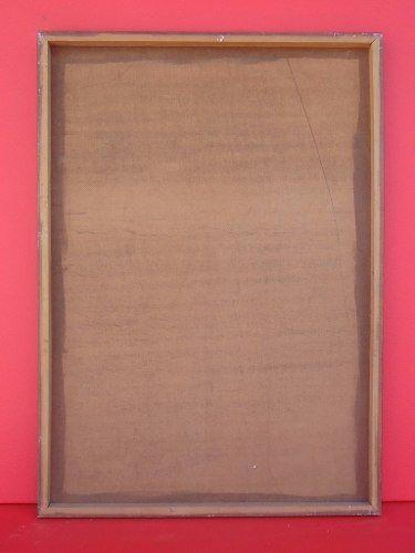 Belo Poster Prinetti Stucchi Emoldurado