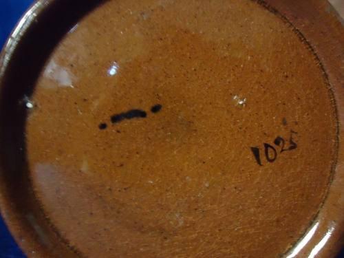Antigo Jogo De Café Verde Com Detalhes Em Ouro