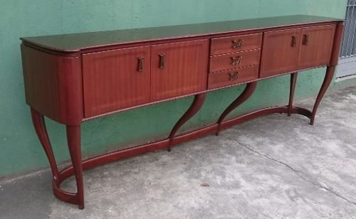 Incrivel Buffet Scapinelli Design Anos 60