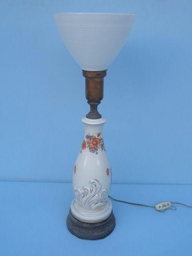 Espetacular Abajur Possivelmente Frances Cupula Opalina