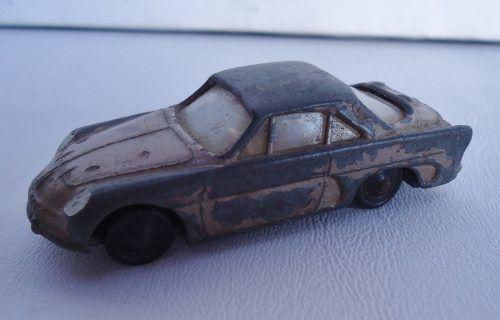 Antigo Roly Toys Interlagos N1 Todo Original Cor Marrom
