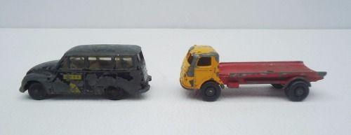 Roly Toys - Caminhao Tanque Nº 7 E Dkw Nº 2