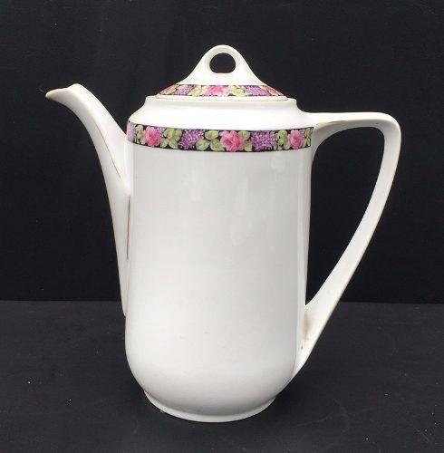 Peças Conjunto De Chá Porcelana Bavaria