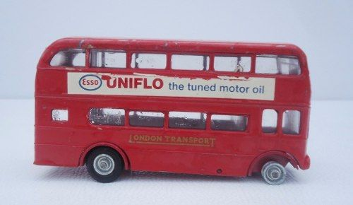 Miniatura Onibus A Budgie Toy Rowtemaster 64