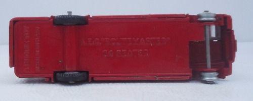 Miniatura Onibus A Budgie Toy Rowtemaster 64