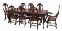 Antiga Mesa De Jantar 8 Cadeiras Dom Jose Jacaranda