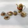 Antigo Conjunto Café Tete A Tete Porcelana Noritake