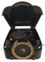 Antigo Radio Vitrola Zenith Cobra Matic Baquelite