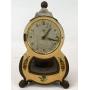 Antigo Relógio De Mesa 400 Dias Alemão Schatz