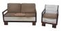 Antigo Sofa E Poltrona Design Anos 60 Belissimo