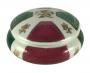 Compoteira Porcelana Antiga Belissima