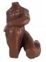 Escultura Corpo Masculino De Massa