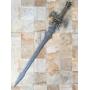 Espada Decorativa Toda Trabalhada