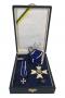 Espetacular Medalha Militar Barao Do Rio Branco 1912 Na Caixa