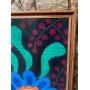 Grande Tapeçaria Emoldurada 145x110cm