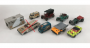 Lote Miniatura Antiga Matchbox Lesney