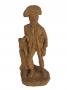 Mestre Vitalino Magnifica Escultura Antiga Perfeita