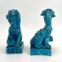 Par Cao De Fo Chines Porcelana Antiga