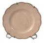 Prato Porcelana Inglesa Grindley Rosa