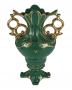 Vaso Anfora Porcelana Antiga Numerada