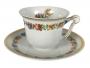 Xicara De Cafe Antiga Em Porcelana Limoges