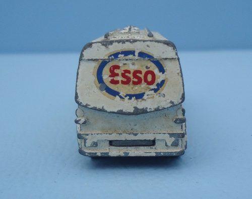 Antigo Carrinho Husky Tanker Esso Raro