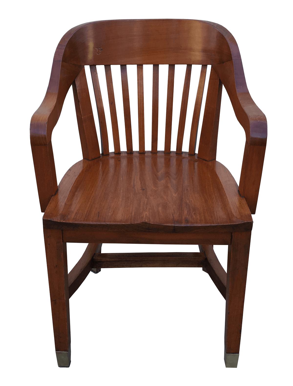 Antiga Cadeira Escritorio Xerife Perfeita