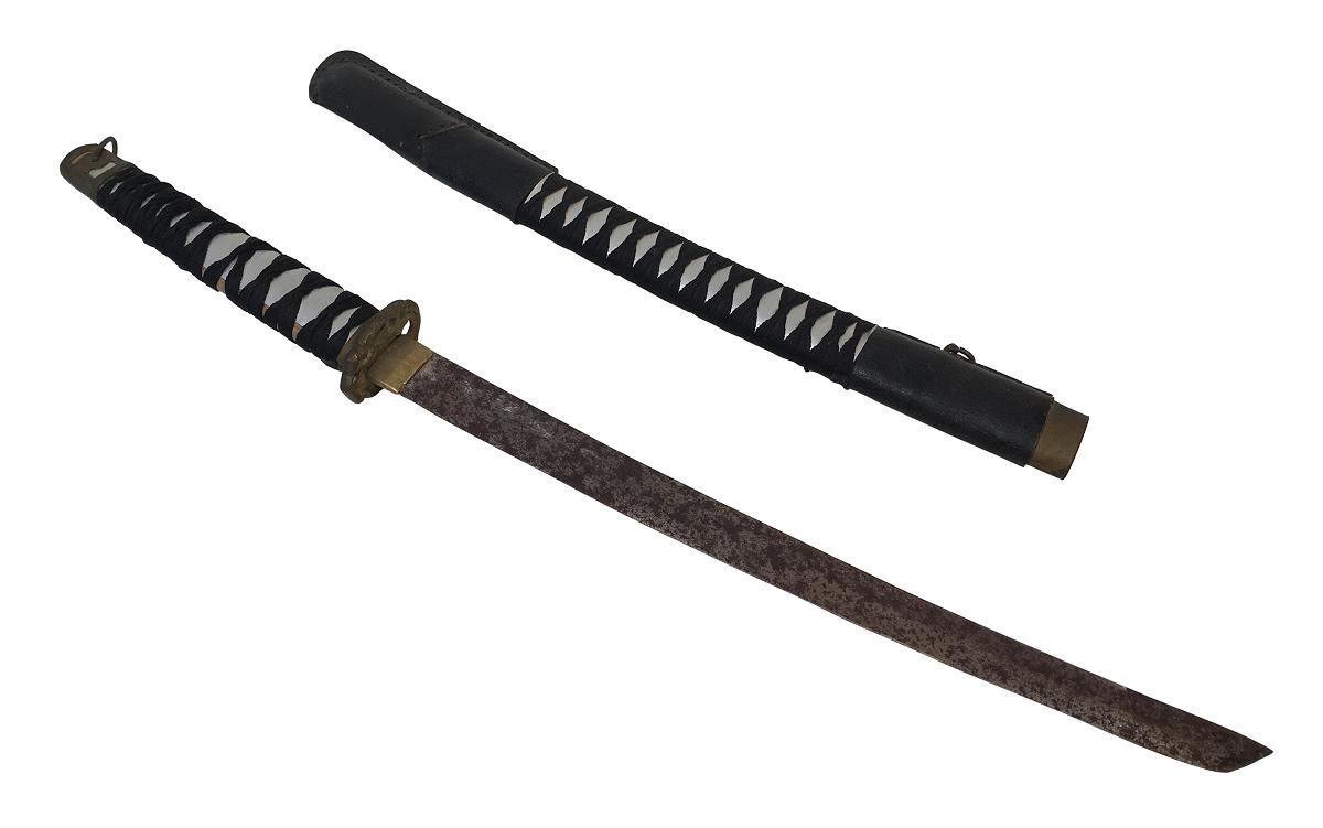 Antiga Espada Katana Samurai