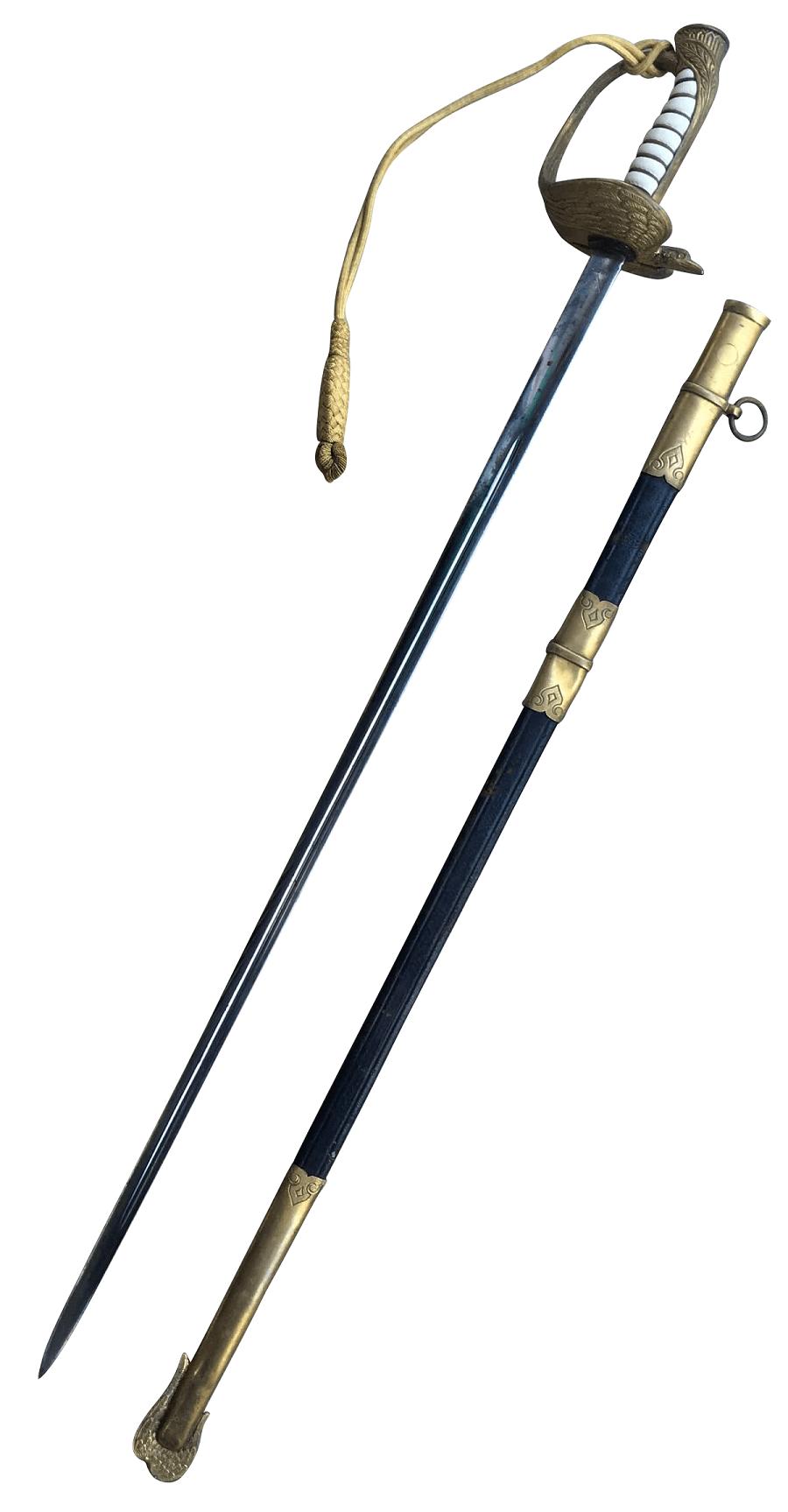 Antiga Espada Militar Aeronautica