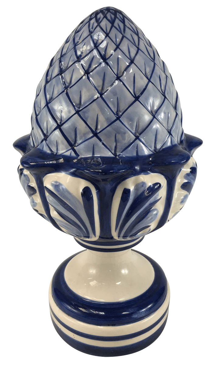 Antiga Pinha Grande Ceramica Luiz Salvador 45cm
