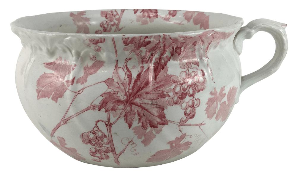 Antigo Penico Urinol Porcelana Inglesa