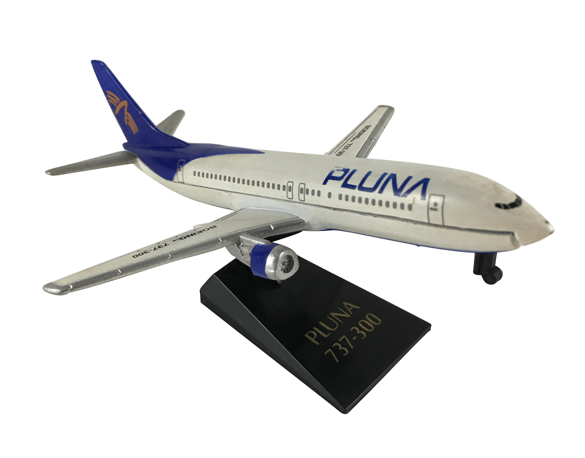 Aviao Boeing 737-300 Antigo Pluna