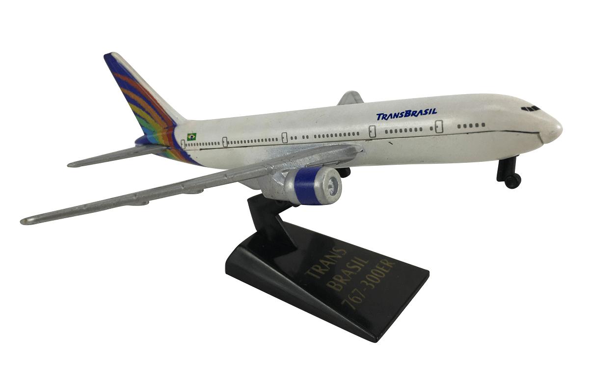 Aviao Boeing 767-300ER Transbrasil