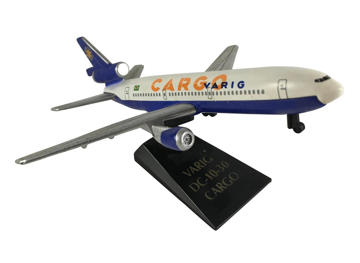 Aviao Cargo DC 10-30 Varig Antigo