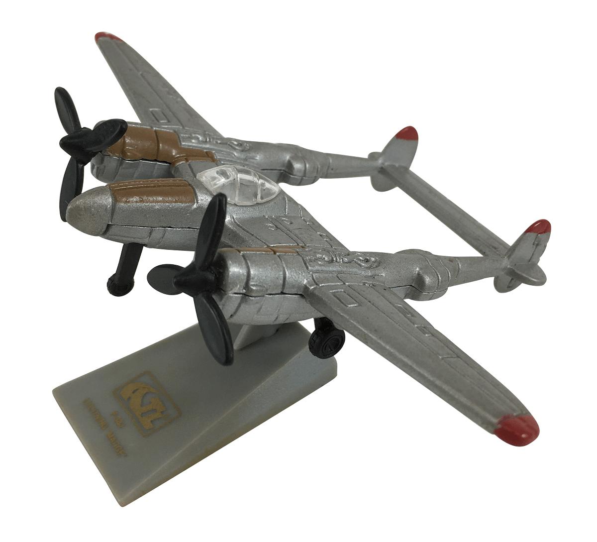 Aviao P-38J Lightning Marge Antigo