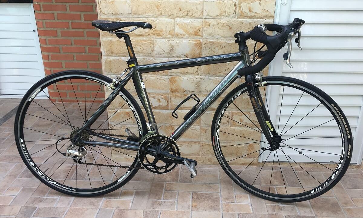 Bicicleta Speed Specialized Allez Elite Tamanho 52