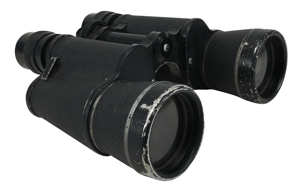 Binoculo Antigo Omega Coated Lens 30x50